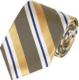 Fairfax MEN'S STRIPE TIE-GOLD