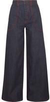 Marni High-rise Wide-leg Jeans - IT44