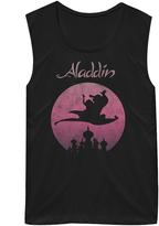 Fifth Sun Black Aladdin Flying High Tank - Juniors