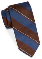 Brooks Brothers Classic Woven Link Tie