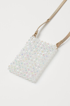 H&M Beaded Shoulder Bag