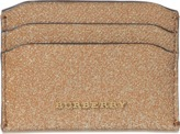 Burberry Izzy London Patent glitter cardcase
