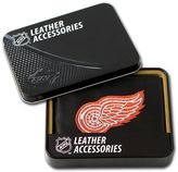 Red Wing Shoes Detroit Red Wings Leather Bifold Wallet