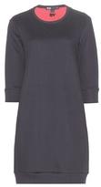 Y-3 Cotton-blend Sweater Dress
