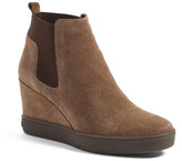 Aquatalia &Claire& Weatherproof Wedge Bootie (Women)