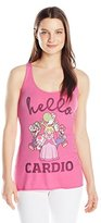 Nintendo Juniors Hello Cardio Graphic Tee