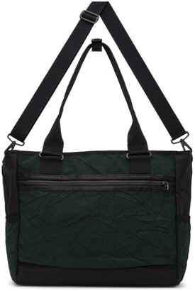 Master-piece Co Khaki Rebirth Project Edition Recycled Airbag Tote