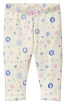 Gymboree Snowflake Leggings