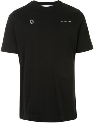 Alyx logo print short-sleeved T-shirt