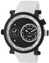 Redline Red Line Men's watch Specialist 48 mm Quartz Date Analog 50037 BB Plate Lamp in White