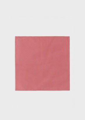 Giorgio Armani Pure Silk Square Foulard