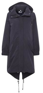 Saint Tropez Christine SZ Coat - navy | L (14) - Navy