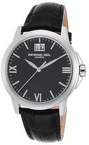 Raymond Weil 5476-ST-00207 Men's Tradition Black Genuine Leather and Dial