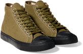 Ralph Lauren Mayport Canvas Sneaker