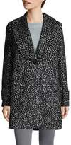 Kenneth Cole Reaction Animal Printed Coat