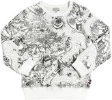 Paul Smith City Printed Cotton Sweatshirt