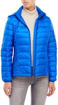 Weatherproof Packable Quilted Down Jacket