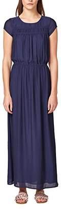 Esprit Women's 048ee1e011 Party Dress,(Size: 42)