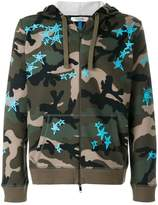 Valentino camo hoodie