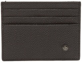 Giorgio Armani Grained-leather Card Holder
