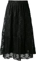 See by Chloe pleated skirt