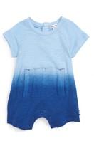 Splendid Infant Girl's Dip Dye Short Romper