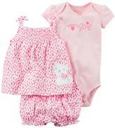 """Carter's Baby Girl Daddy's Girl"""" Bodysuit"""