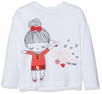 Chicco Baby Girls' T-Shirt Manica Lunga