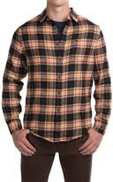 Jachs Plaid Flannel Shirt - Long Sleeve (For Men)