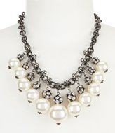 Natasha Accessories Fireball Pearl Necklace