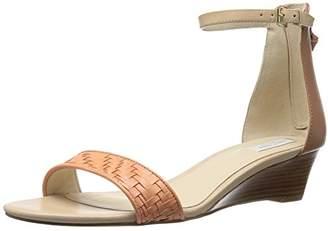 Cole Haan Women's Genevieve Weave WDG Wedge Sandal