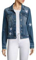 Paige Rowan Seashell Denim Jacket