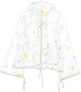 Ganni Petunia Raincoat