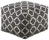 Signature Design by Ashley Geometric Pouf -