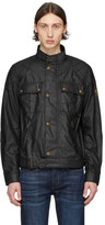 Belstaff Black Brookstone Jacket