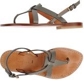 Schumacher Toe strap sandals