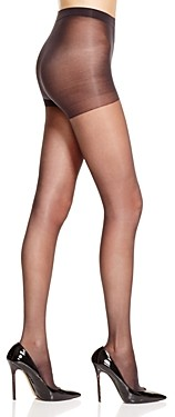 Hue Age Defiance Sheer Control Top Tights