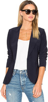 Norma Kamali Single Breasted Jacket in Black. - size L (also in )