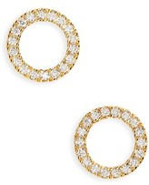 Nordstrom Women's Open Circle Stud Earrings