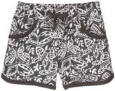 Crazy 8 Butterfly Soft Shorts