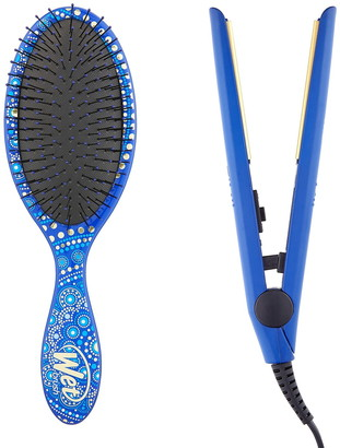 Wet Brush Harmonious Hair Kit - Blue