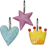 Creative Bath Creative BathTM Faerie Princesses Shower Curtain Hooks