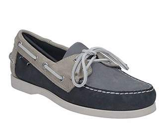 Sebago Spinnaker, Men Boat Shoes, Blue (Blue Nbk/Sand Sde)