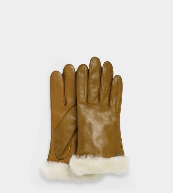UGG Womens Classic Leather Smart Glove