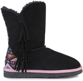 Lamo Black Ocotillo Suede Boot - Women