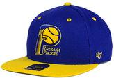'47 Indiana Pacers HWC Gold Rush Snapback Cap