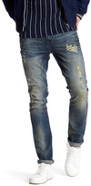 William Rast Hollywood Distressed Slim Denim Jean - 32\