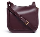 The Row 'Hunting 7' leather crossbody bag