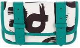 Proenza Schouler Canvas PS1 Clutch