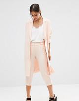 Vero Moda Petite Soft Peg Trousers
